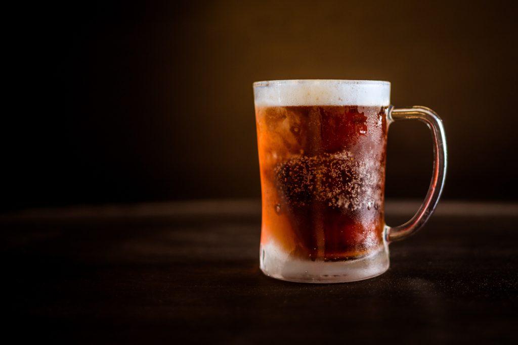 natürliche anwendungen mit bier